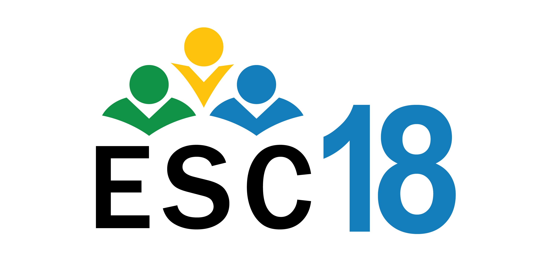 ESC 18 logo