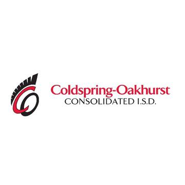 Coldspring-Oakhurst ISD logo