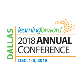 Learning Forward conference 2018
